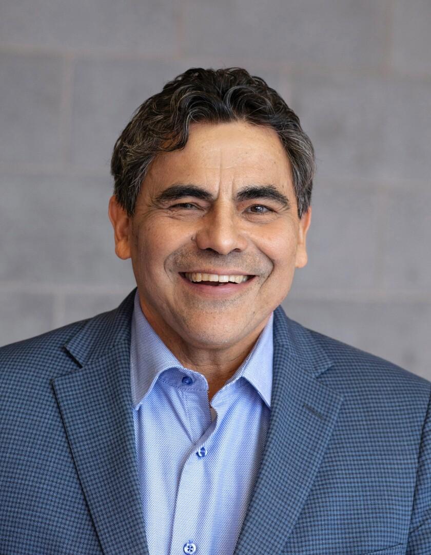 A portrait of Robert J. Lopez