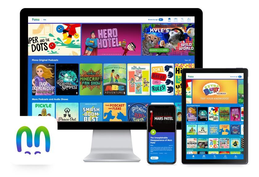 Kids-Audio Streaming