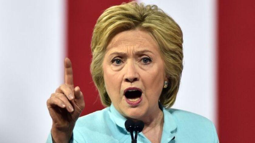 Hillary Clinton es la primera mujer con opciones reales de llegar a la Casa Blanca.