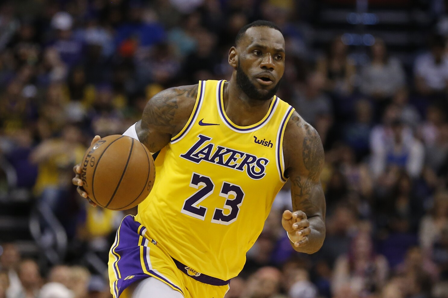 Readers React: LeBron James should tell the truth about China
