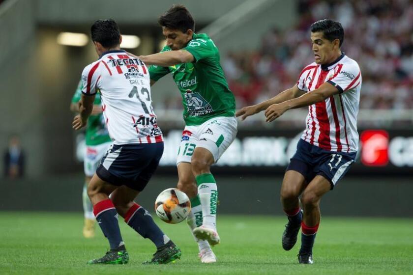 Defensa Jesús Sánchez apuesta a que Guadalajara puede competir con cualquiera