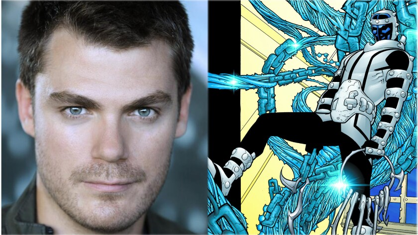 "Jeff Branson will play the DC Comics character Master Jailer on ""Supergirl."""