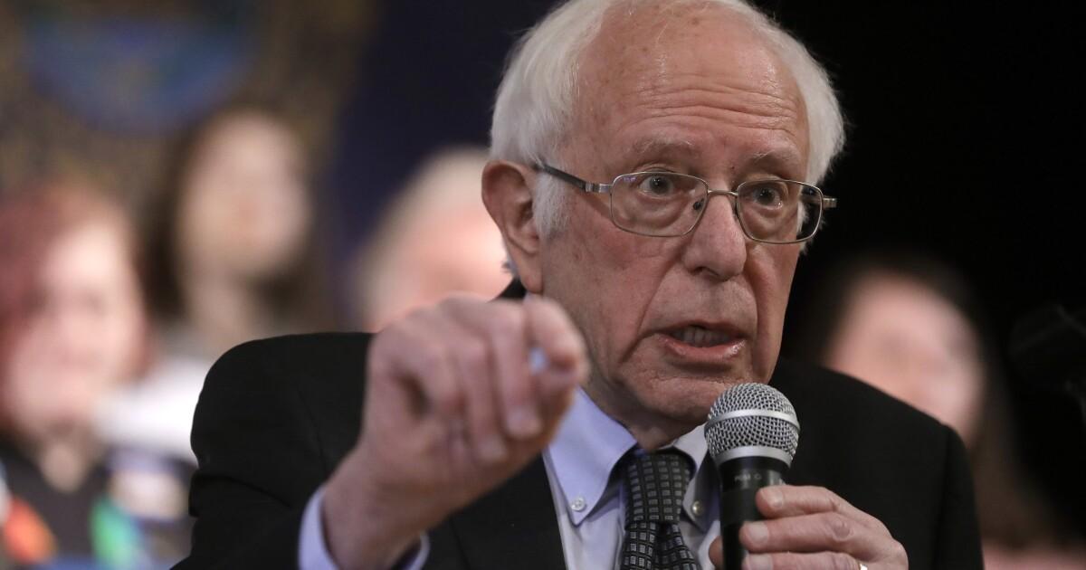 Bernie Sanders declares victory in muddled Iowa caucuses
