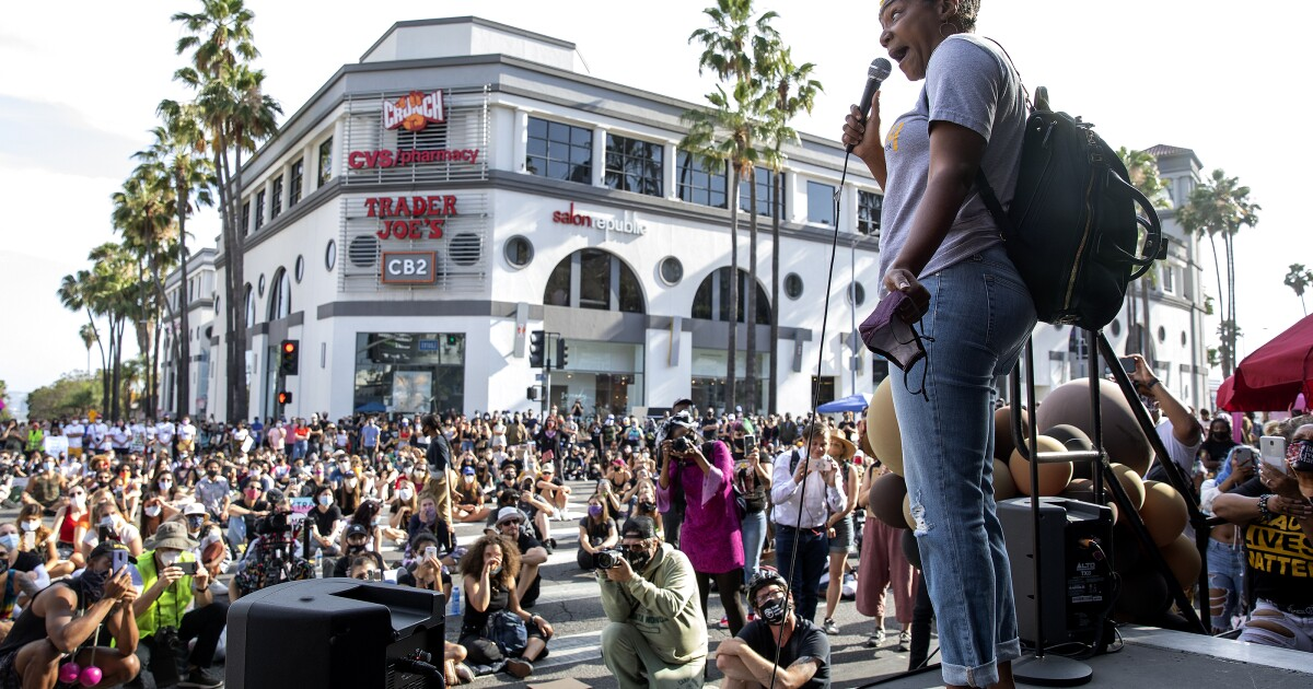 Op-Ed: The California connection to Juneteenth you probably didn't learn in school