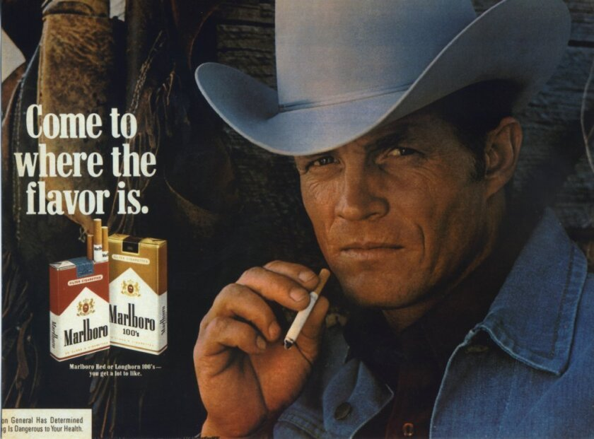 At least four Marlboro Men have died of smoking-related