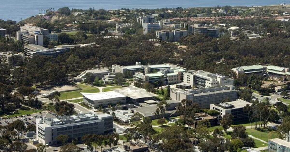 UC San Diego reports surge in COVID-19 infections among students returning from holidays