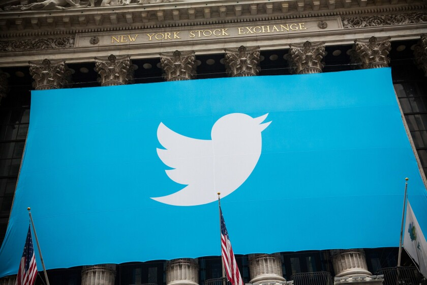 "Twitter said an anti-Semitic phrase ""should not have appeared in trends."""