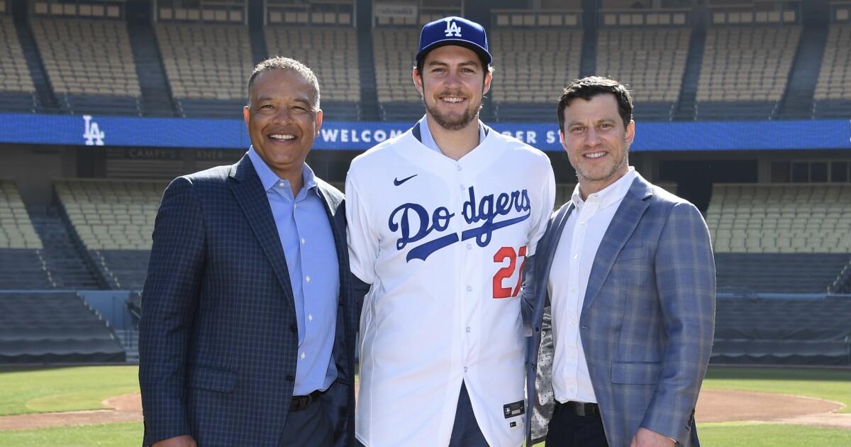New Dodgers Trevor Bauer's social media behavior explained - Los Angeles Times