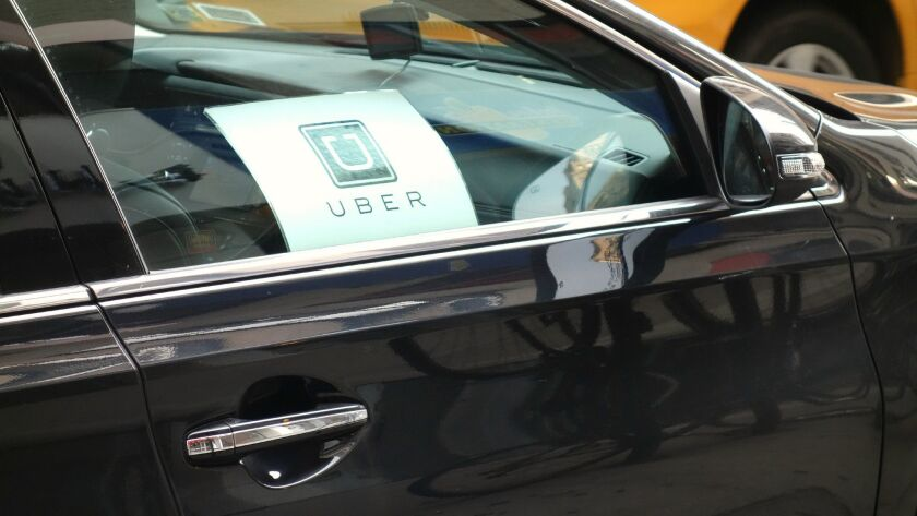 Uber letting riders use app to tell drivers to keep quiet, but only in pricier services