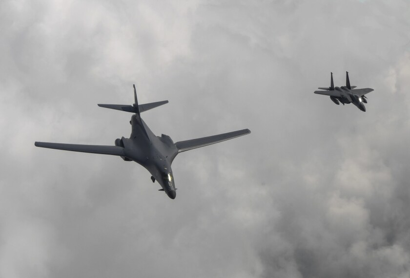 U.S. bombers