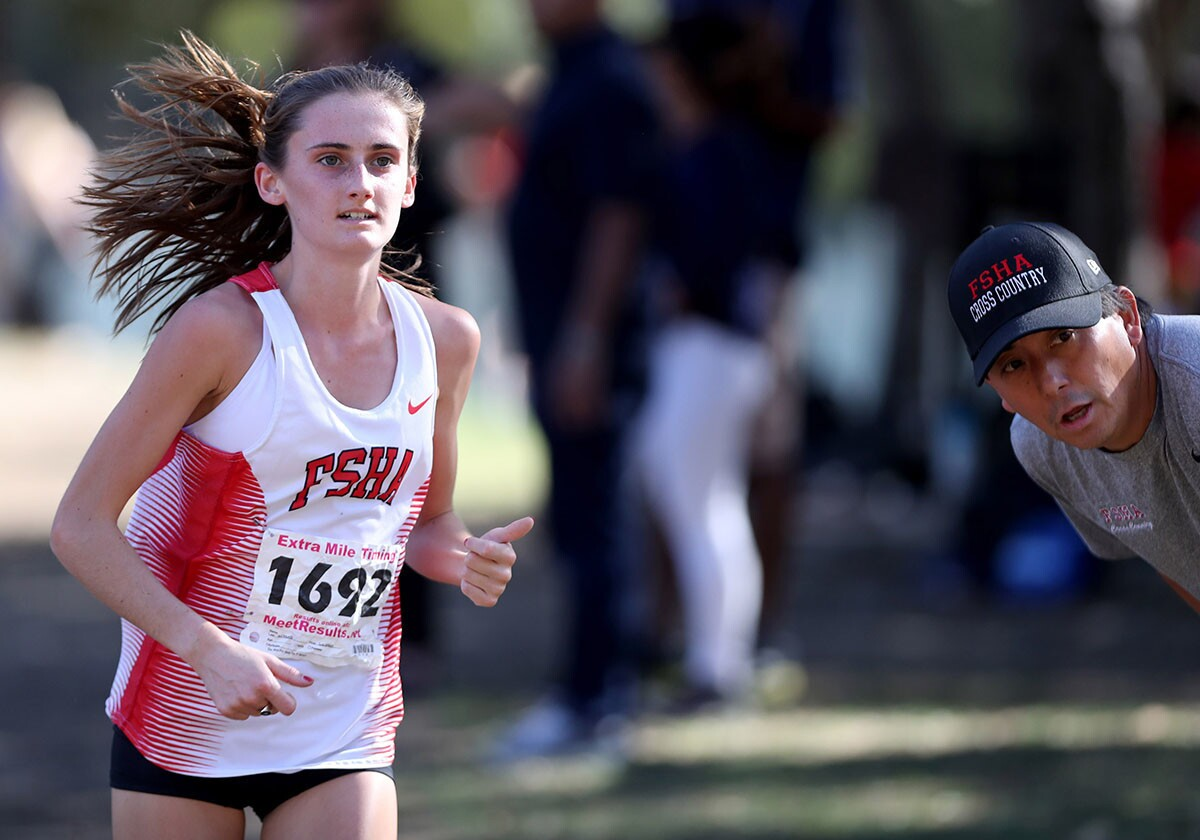 Photo Gallery: Locals in Mission League cross country finals