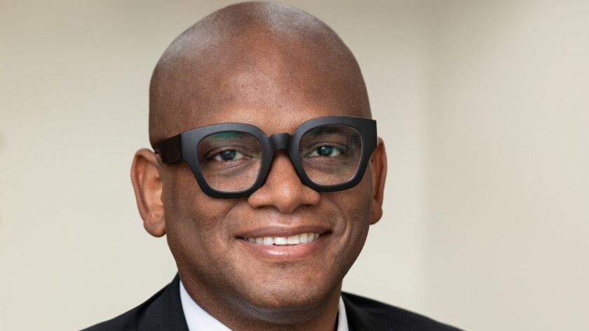Arthur Lewis will be in charge of UTA's fine arts programs.