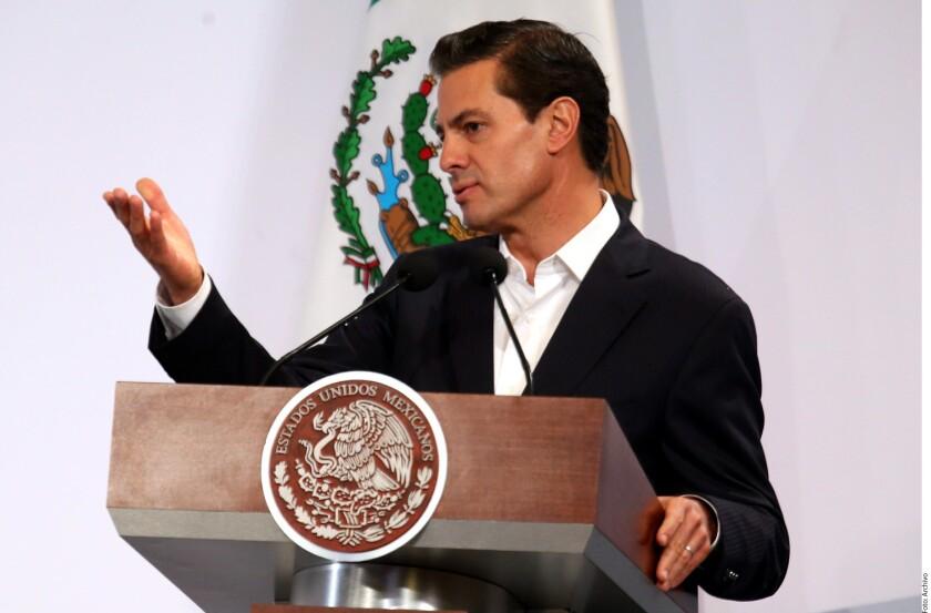 Después de dos meses de no visitar zonas afectadas por los sismos de septiembre, el Presidente Enrique Peña Nieto reanudará sus recorridos este jueves.