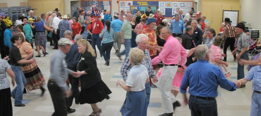 The Wranglers Square Dance Club
