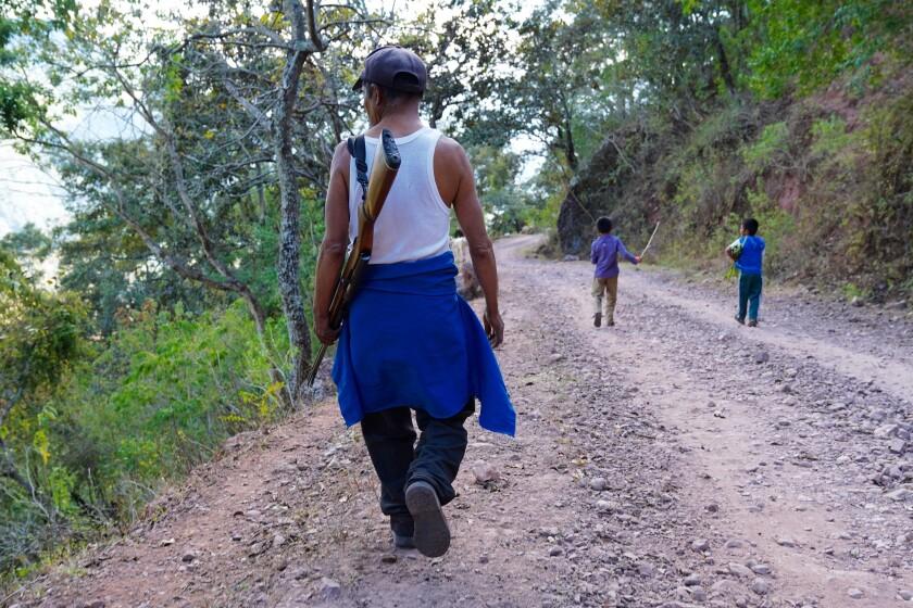 Chilapa de Alvarez: Massacre of band and crew draws attention to violence-plagued region of Mexico's southwestern Guerrero state.