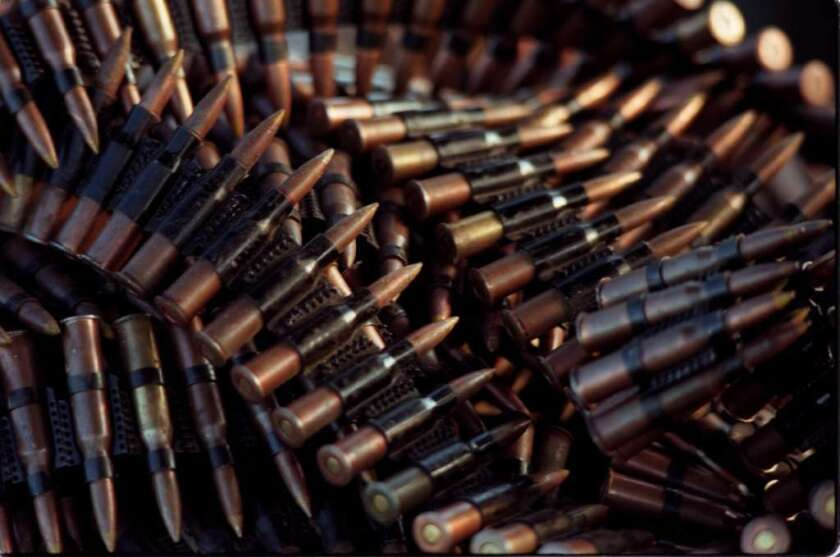 Background checks on those purchasing ammunition, if implemented alongside two other measures, might drive down gun deaths by 90%, says a new study.