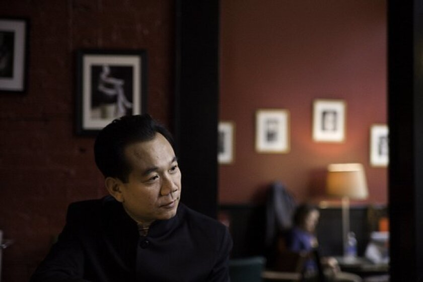 Da Chen on his new novel, 'My Last Empress.' He's in L.A. Thursday
