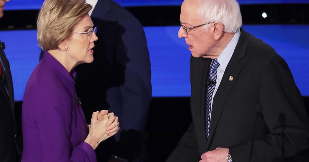 Bernie Sanders and Elizabeth Warren are better than their tiff