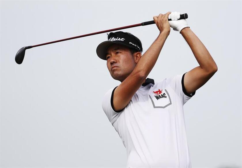 Kevin Na, golfista estadounidense. EFE/Archivo