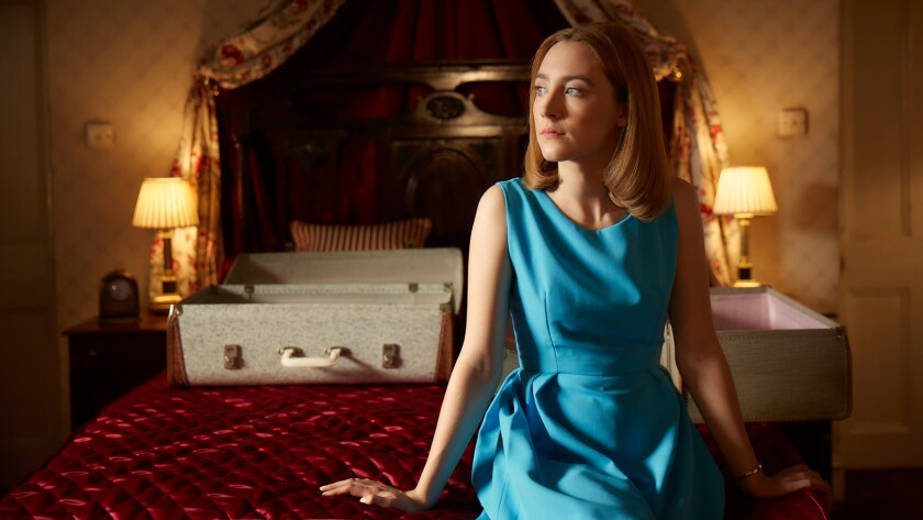 """Saoirse Ronan stars as Florence Ponting in """"ON CHESIL BEACH,"""" a Bleecker Street release. Credit: Rob"""