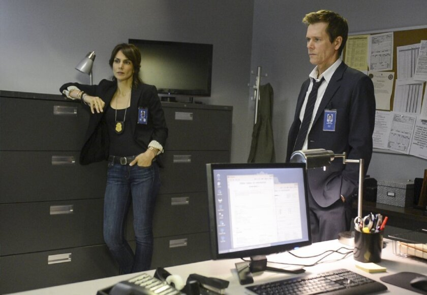 Following 'The Following.' Time Warner may sell some magazines.