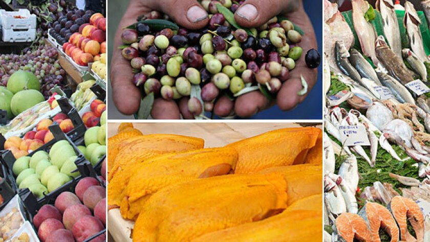Mediterranean diet linked to lower risk of Type 2 diabetes