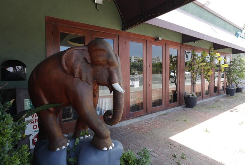 Royal Thai Cuisine in Newport Beach
