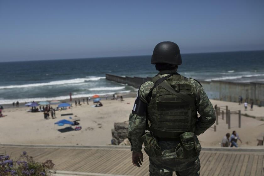 APphoto_Mexico Border Security