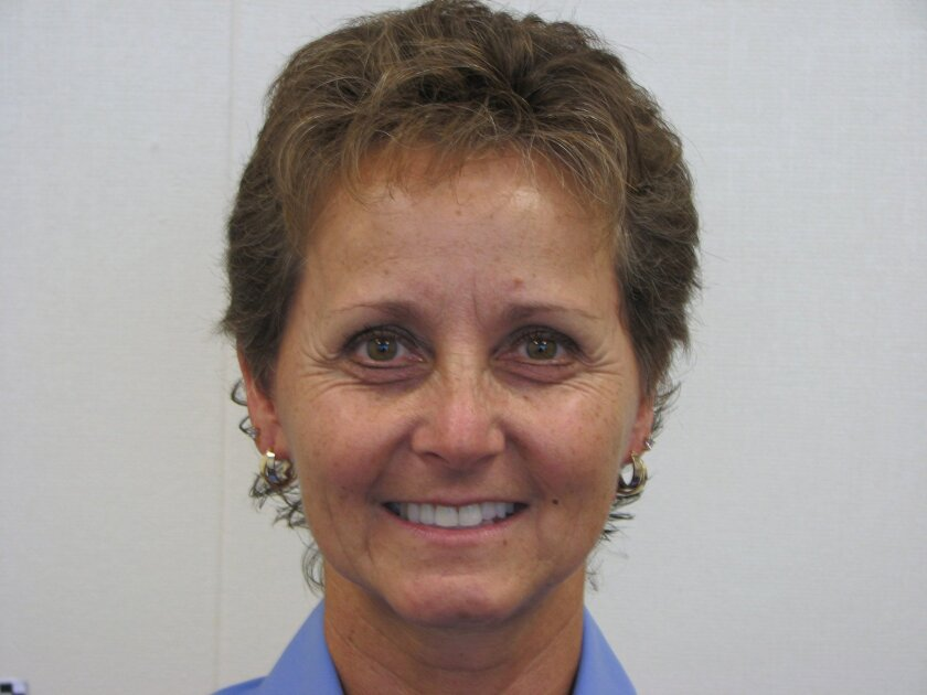 Karen Janney was appointed by the Sweetwater Union High School District board on Monday night.