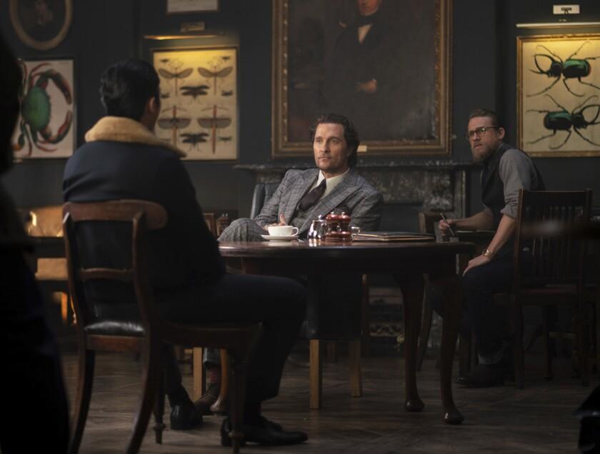 Film Review - The Gentlemen