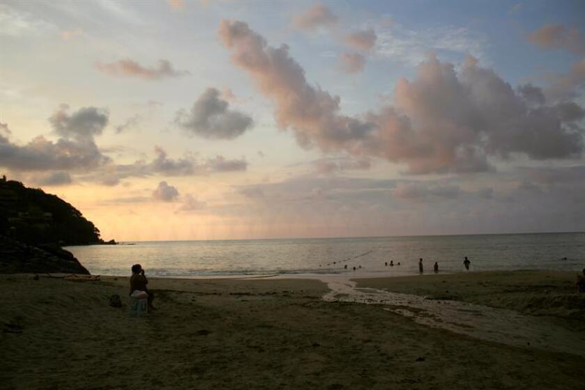 Fotografía de la playa de Sayulita (México). EFE/Archivo