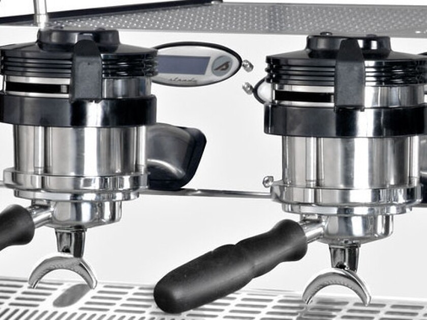 La Marzocco USA will offer hands-on experience with its Strada EP espresso machine on its Pressure + Flow tour.