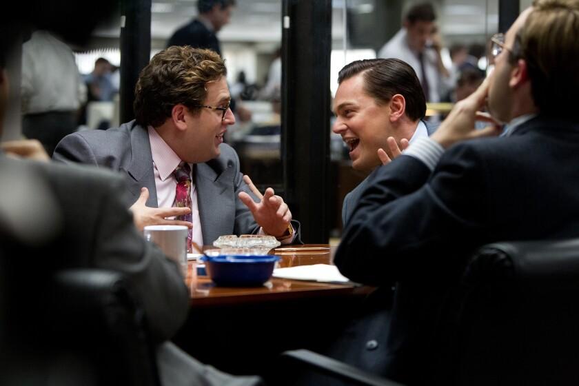 'Wolf of Wall Street'