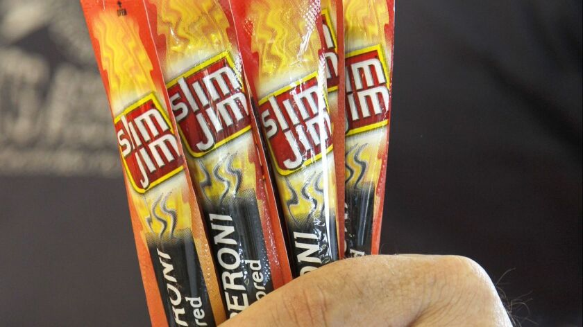 A New York man will be living large thanks to his decision to buy Slim Jims for his dog and a scratch-off lottery ticket for himself. Dale Farrand, 73, won $10 million.