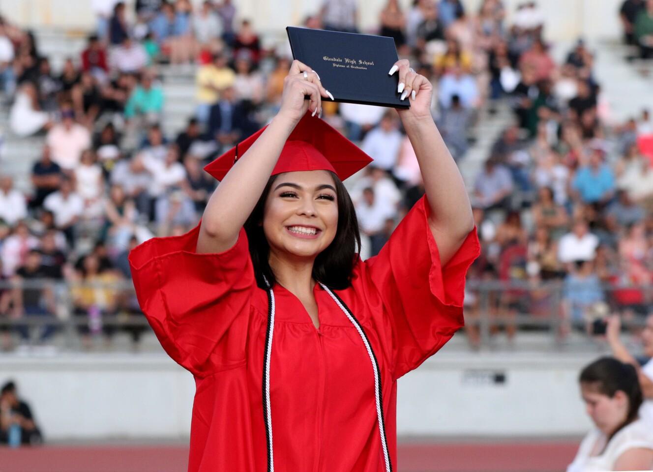 Photo Gallery: Glendale High School graduation 2019