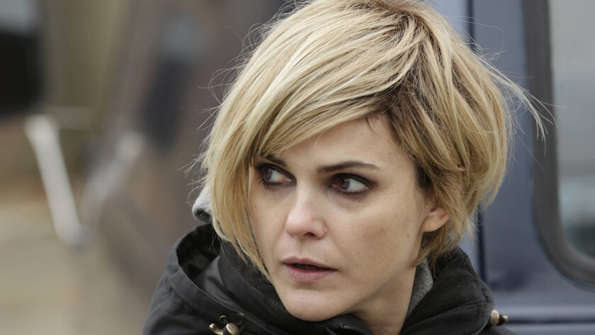 """Keri Russell in """"The Americans"""" on FX."""