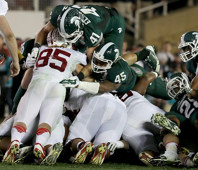 Stanford michigan state rose bowl betting line csg justice center justice reinvestment act