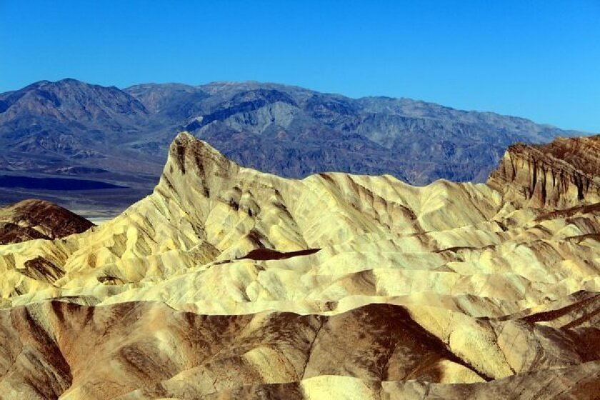 Your Scene: A stark contrast in Death Valley