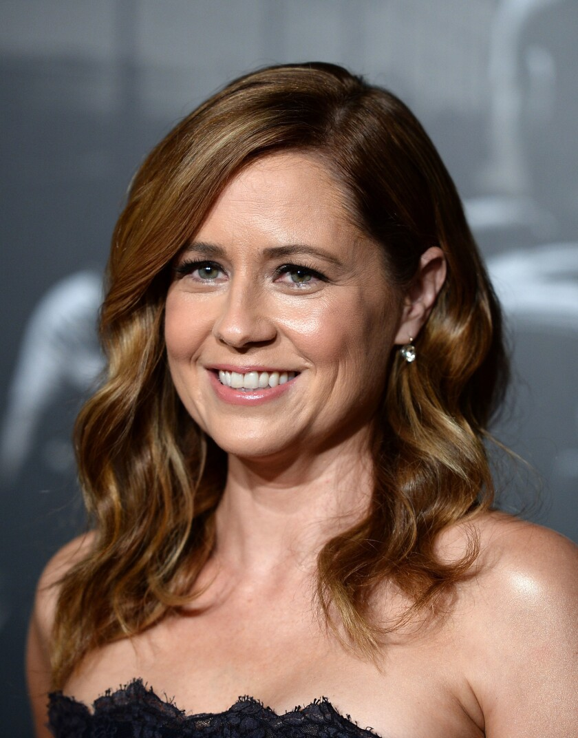 "Jenna Fischer wrote ""The Actor's Life: A Survival Guide."""