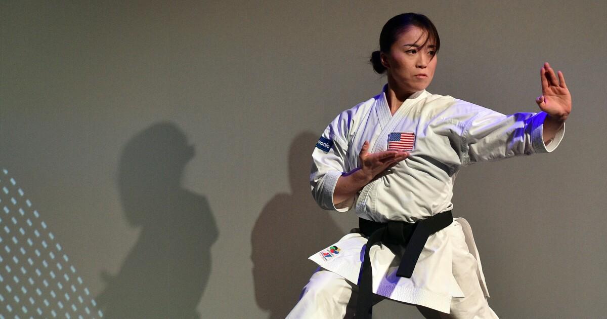 www.latimes.com: Olympic athlete Sakura Kokumai targeted in anti-Asian rant in Orange County