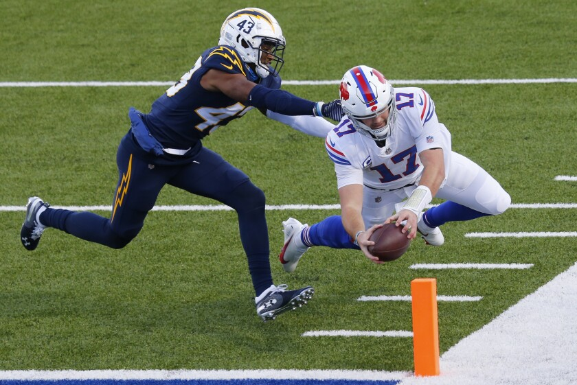 Image result for bills chargers