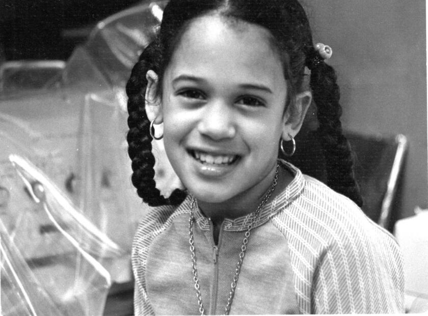 11 photos that show Kamala Harris' childhood in Oakland and life before politics