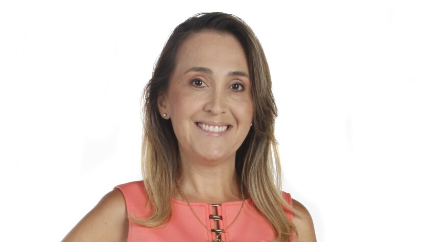 Karen Becerra is the CEO and dental director of the Gary and Mary West Senior Dental Center, a non-profit providing affordable oral health care, education and services to seniors in need.