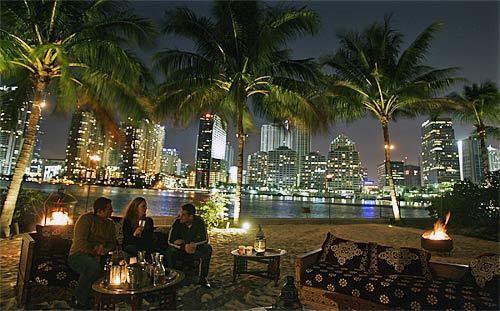 A whirl through Miami, South Florida's party capital