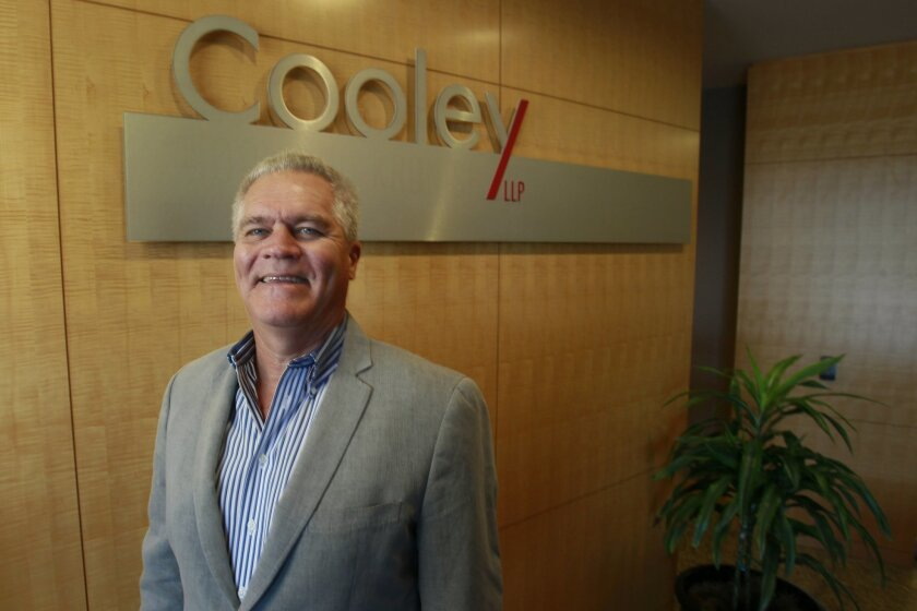 David Titus, former head of San Diego Venture Capital group, has recently been hired at the Cooley Law Firm.