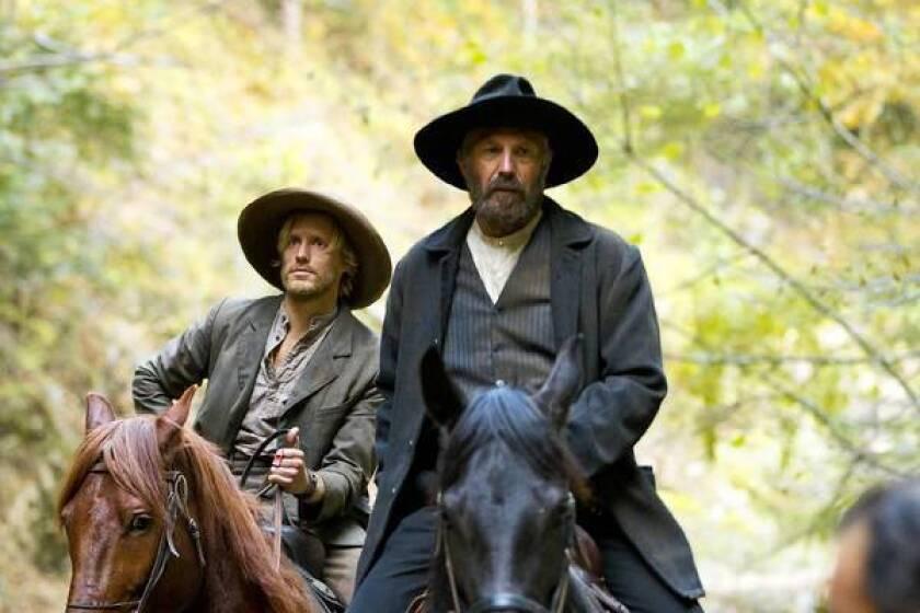 Review: 'Hatfields & McCoys' has vivid detail, fine acting