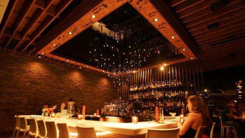 A good rule of thumb on a first date: huddle together in a dimly-lit corner. Starlite in Mission Hills is perfect for that kind of seductive lighting, plus some killer cocktails to pair. The stunning interior gives off urban romantic vibes, and happy hour goes down seven days a week from 5 to 7 p.m. 3175 India St., Mission Hills. starlitesandiego.com