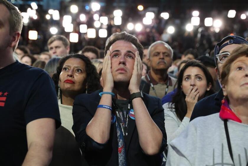 El Gobierno prepara nuevas sanciones económicas y diplomáticas contra Rusia por la presunta injerencia del Kremlin durante las recientes elecciones presidenciales que ganó el republicano Donald Trump, informaron hoy diversos medios. EFE/ARCHIVO RESUMEN FOTOS DEL AÑO DE EPA 2016 NOVIEMBRE