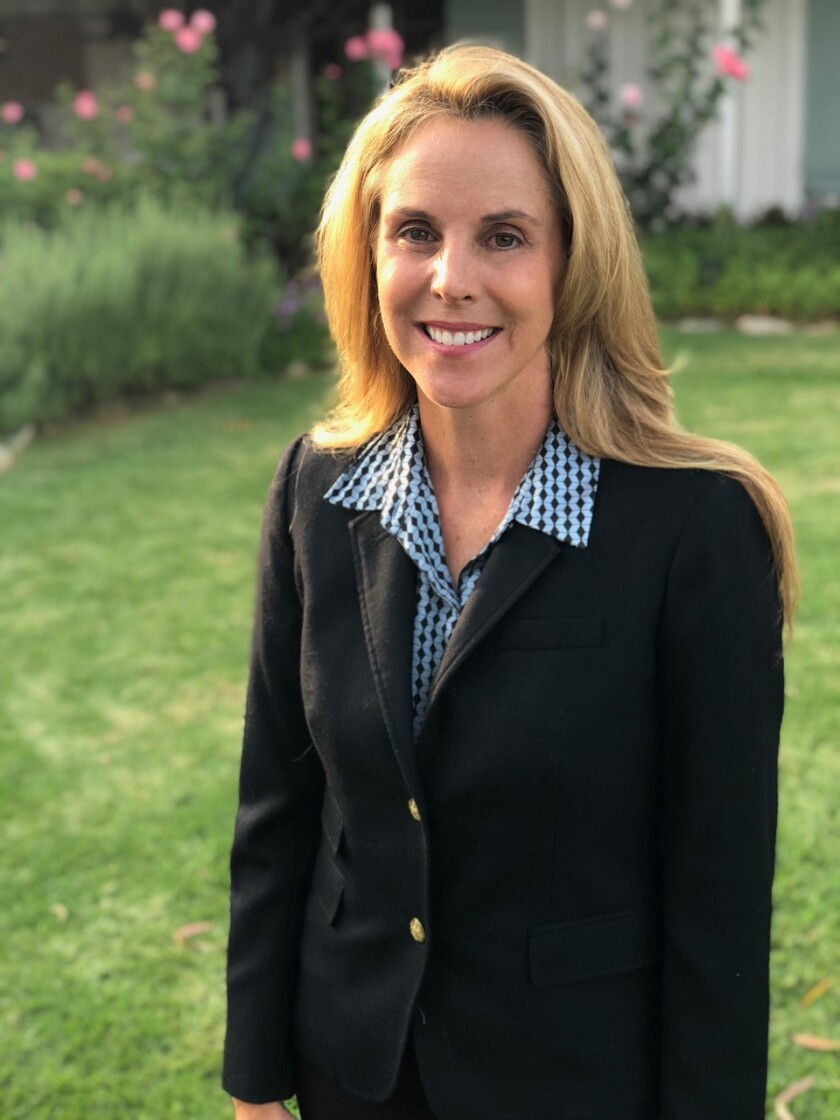 Melisse Mossy will be leaving the SDUHSD board by the end of the school year.