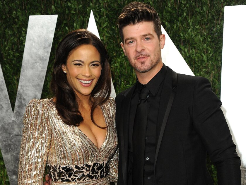 Paula Patton and Robin Thicke's divorce settlement has been finalized and will go into effect on April 14.
